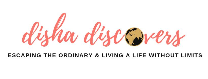 Disha Discovers