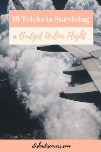 How to Survive a Budget Airline Flight