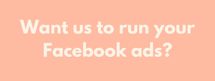 want us to run your facebook ads