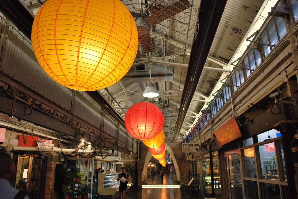 Chelsea Market is a must on your three-day itinerary for New York City