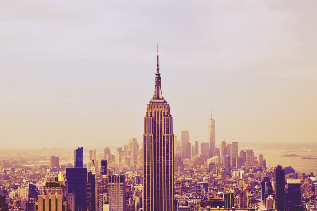 Empire State Building is a can't miss on your three-day itinerary for New York City