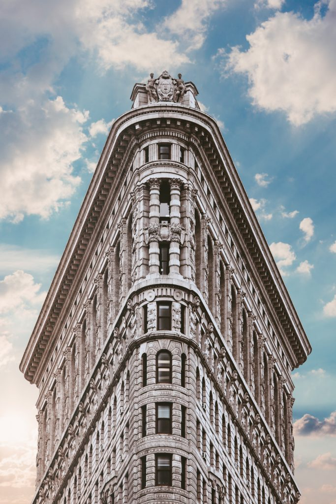 Flatiron Building is a unique thing to add to your three-day itinerary for New York City