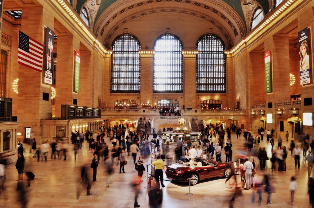 Grand Central Terminal for your three-day itinerary for New York City