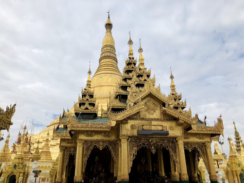 Yangon, Myanmar is an underrated spring break destination.