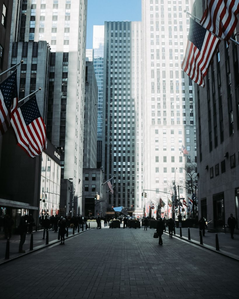 Rockefeller Center is another must on your three-day itinerary for New York City