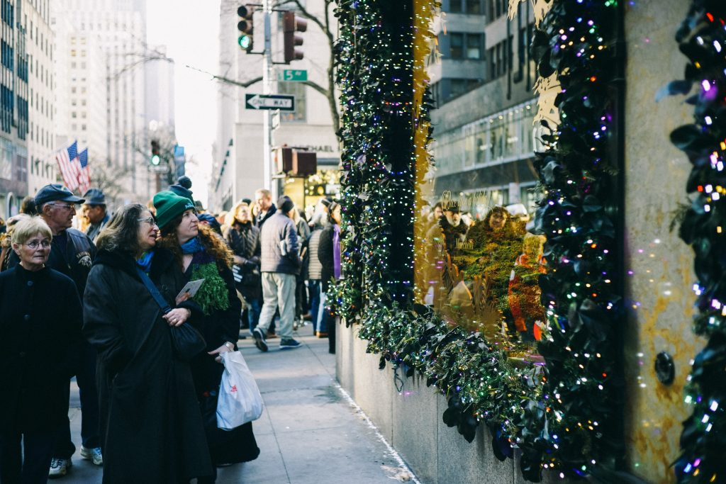 Saks Fifth Avenue for your three day itinerary for New York City