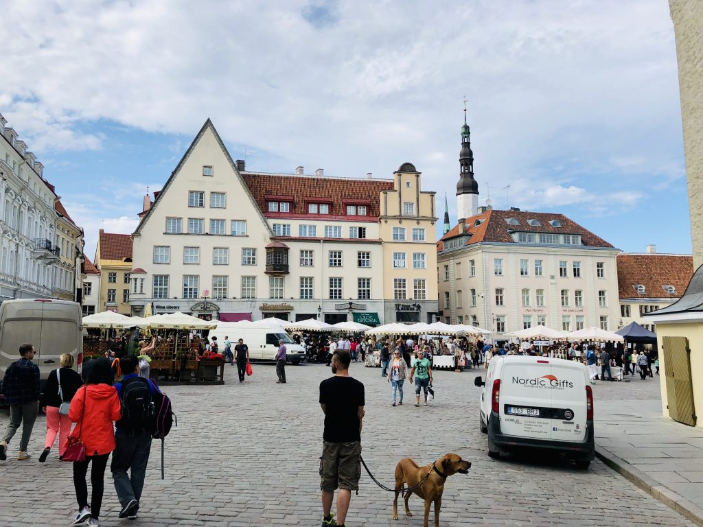 Tallinn, Estonia is another underrated spring break destination.