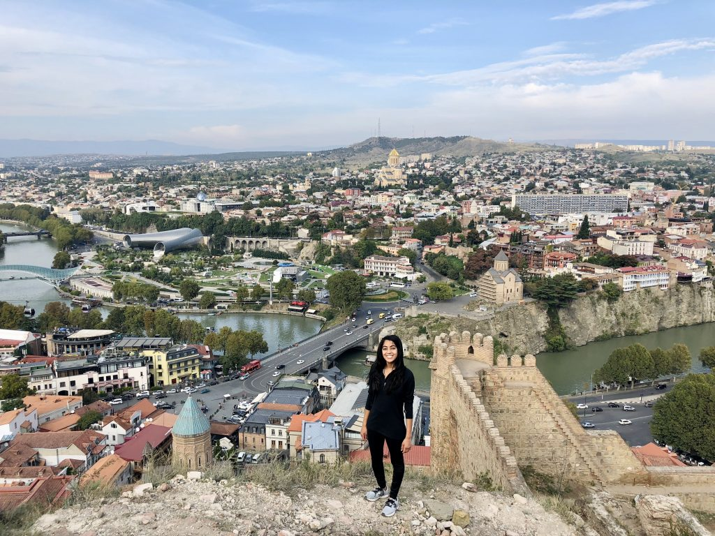 Tbilisi, Georgia is a fun underrated spring break destination.