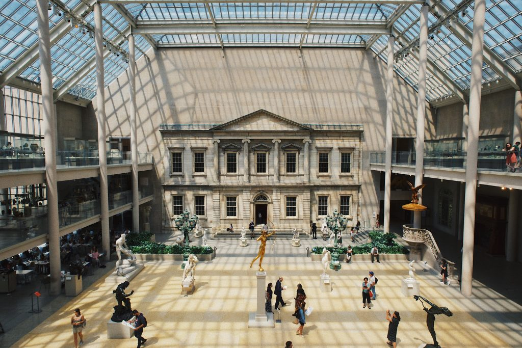 The Metropolitan Museum is a must do on your three-day itinerary for New York City