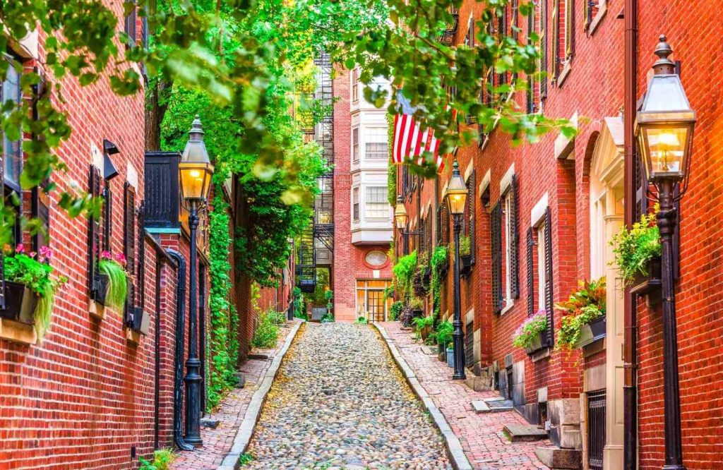 If you're on the search for the best USA weekend trips, don't forget Boston.