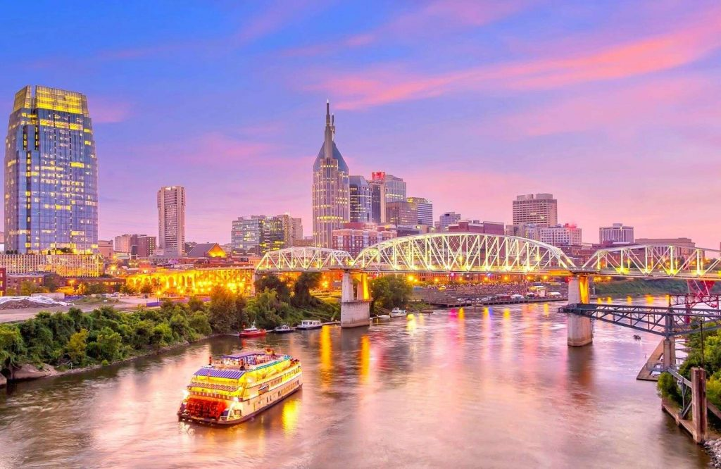 Nashville is one of many amazing USA weekend trips.