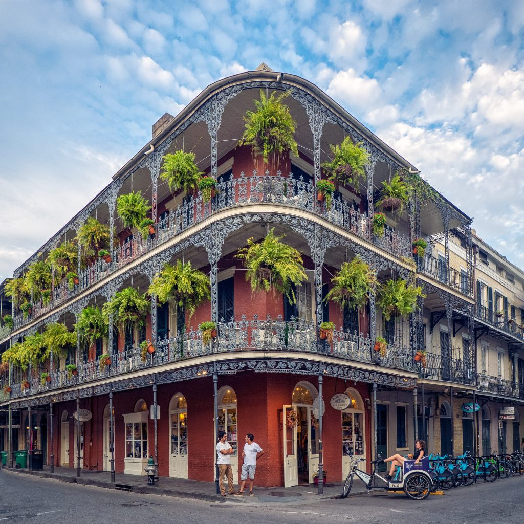 Looking for a fun USA weekend trip? Check out New Orleans!