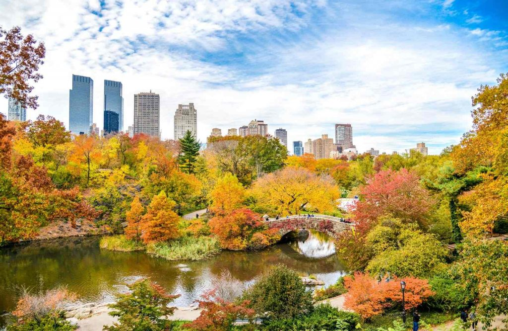 There are several epic USA fall trips to go on and New York City is one of them.