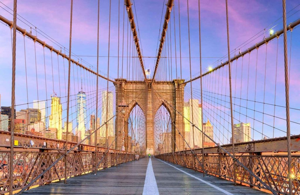 If you're looking for the best USA weekend getaways, check out New York City!