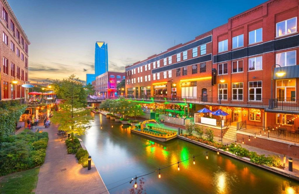 Oklahoma City is an underrated USA weekend trip destination.