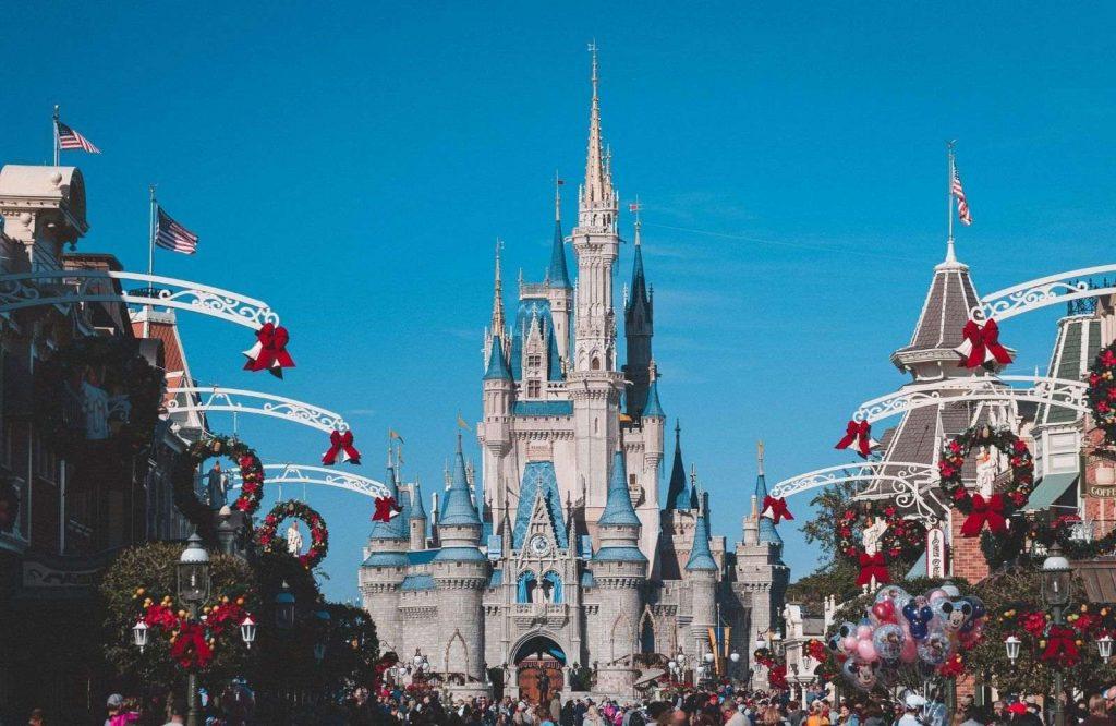 Orlando is a fun USA Christmas destination.