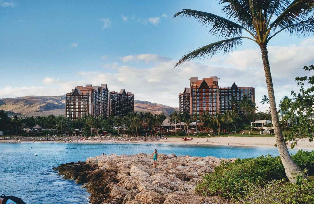 If you're looking for the best winter trips in the U.S., be sure to check out Disney's Aulani Resort.