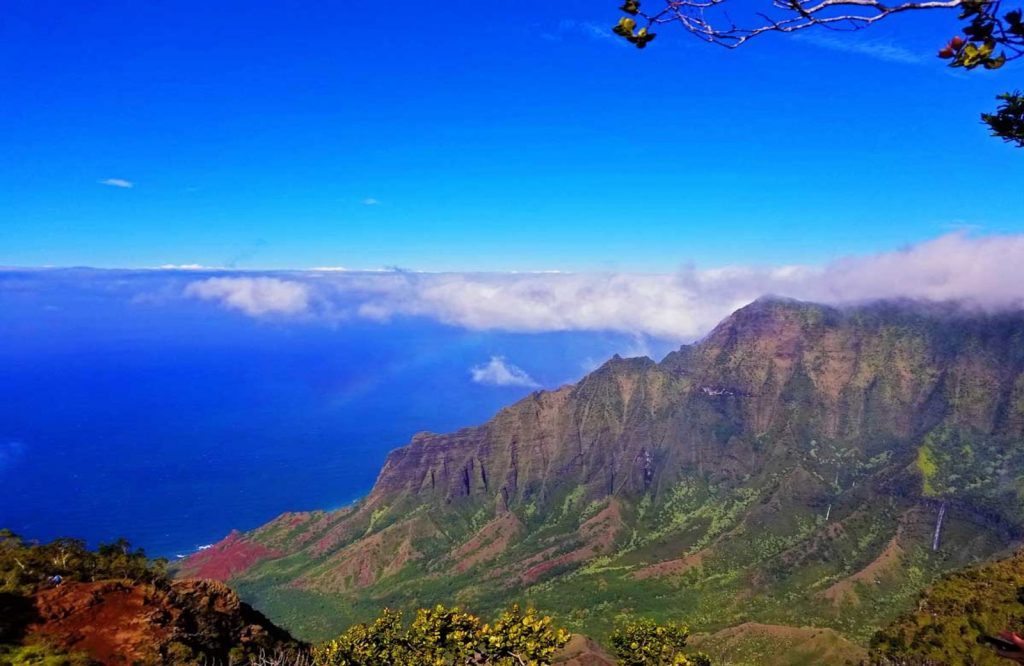 The best winter trip in the U.S. is Hawaii.