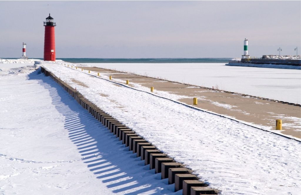 Kenosha, Wisconsin is interesting and one of the best winter trips in the U.S.