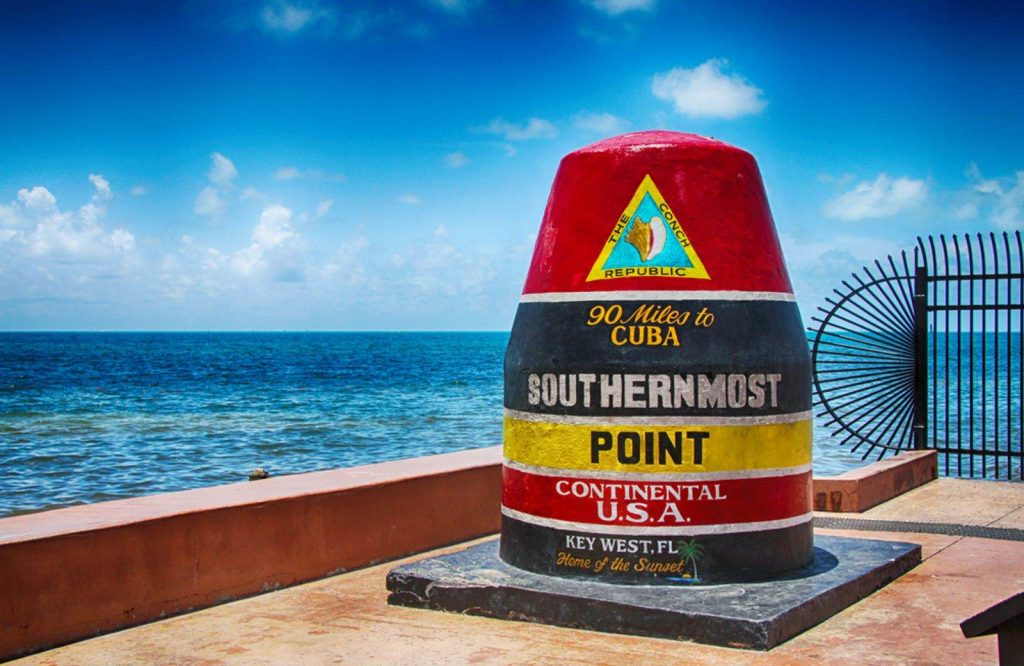 Key West is one of the best winter trips in the U.S.