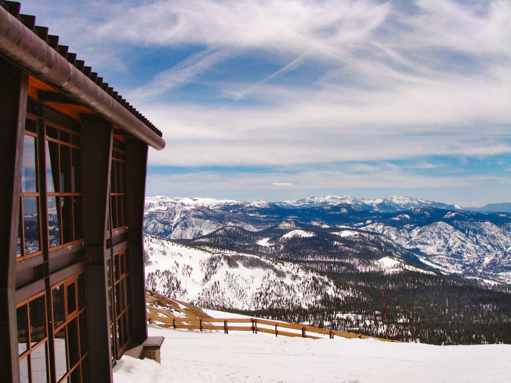 If you're on the hunt for the best winter trips in the U.S., visit Mammoth Lakes.