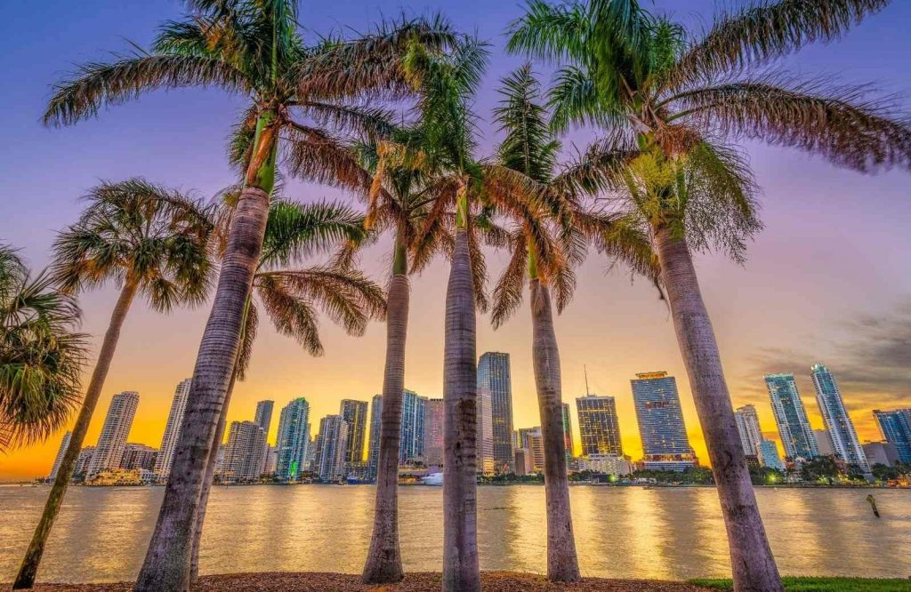 Miami is one of the best winter trips in the U.S.