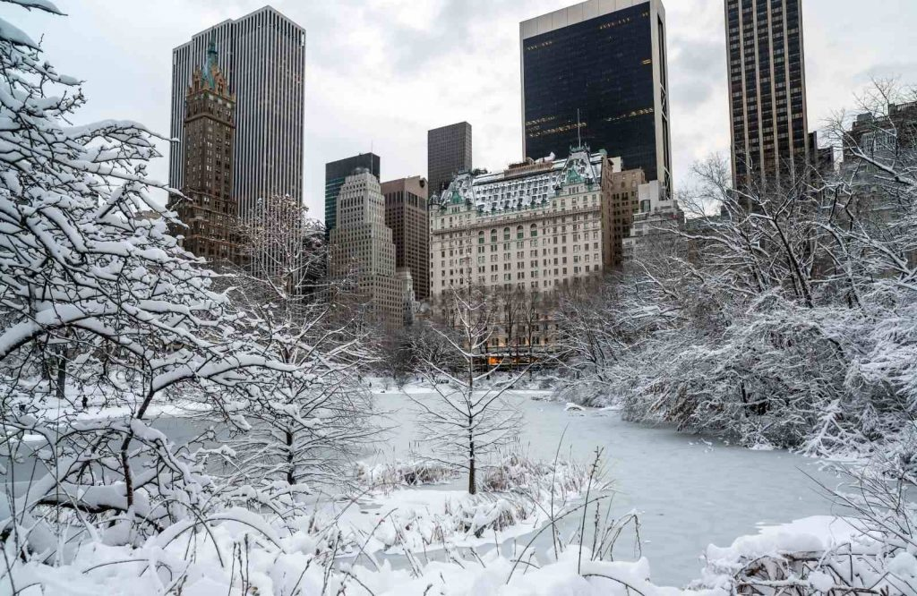 New York City is arguably one of the best winter trips in the U.S.