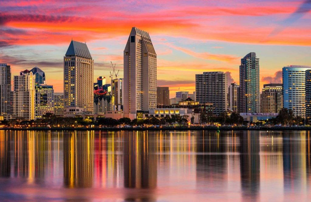 San Diego is one of the best winter trips in the U.S.