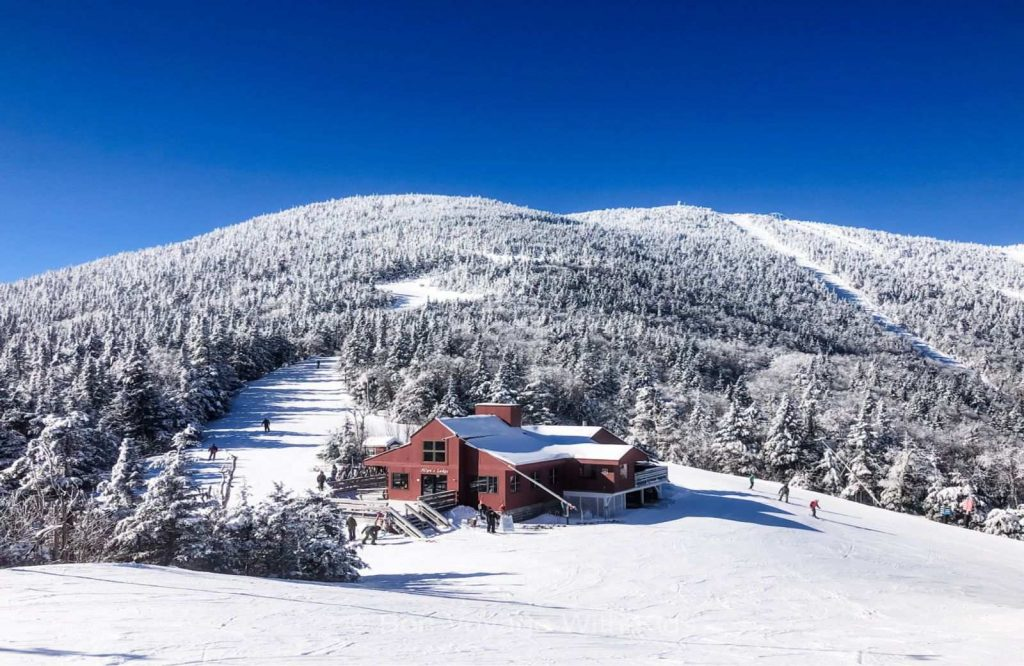 If you're looking for one of the most epic and best winter trips in the U.S., be sure to visit Sugarbush.