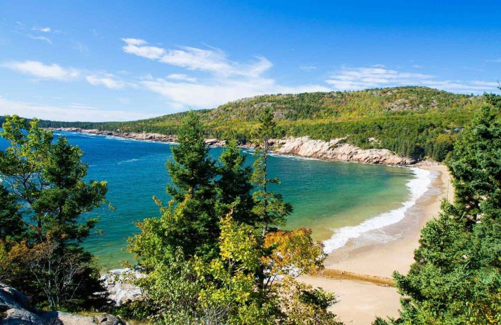 If you like nature, be sure to check out Acadia National Park on your New England road trip itinerary.