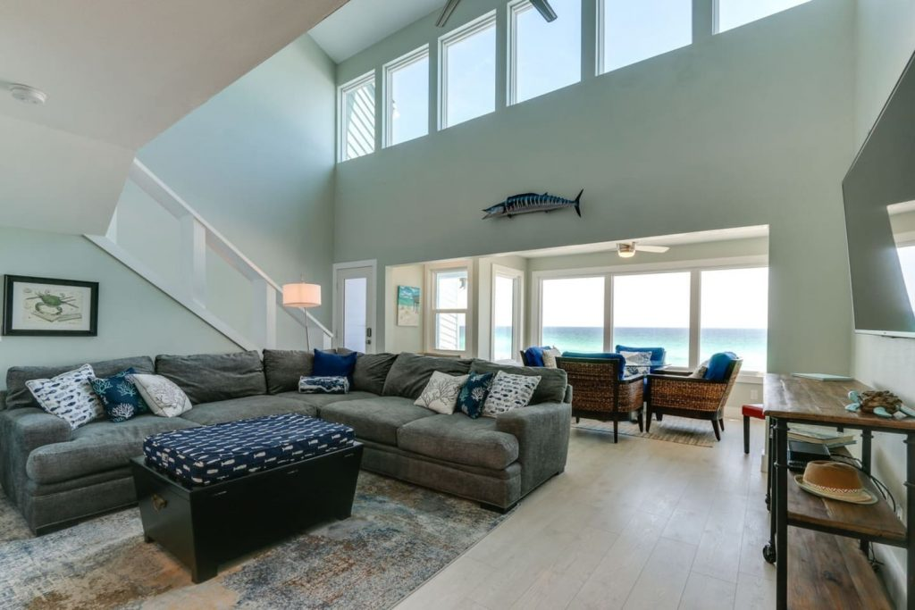 This is one of the most epic Airbnbs in Destin, Florida.