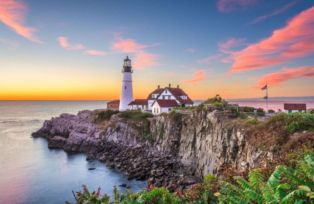 Portland is my favorite stop on a New England road trip itinerary.