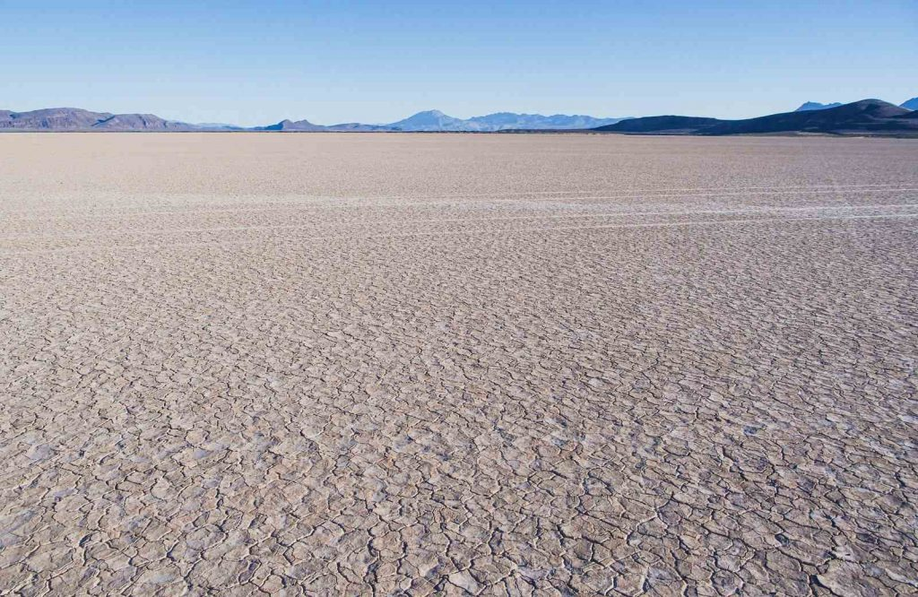Alvord Desert is one of the most unique places to visit in Oregon.
