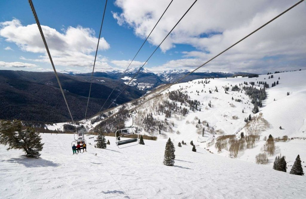 Looking for the best winter getaways in Colorado? Be sure to visit Vail.