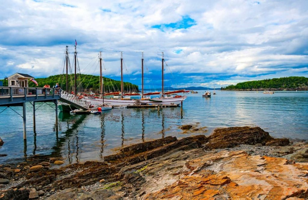 Looking for the most underrated destinations in the USA? Visit Bar Harbor.