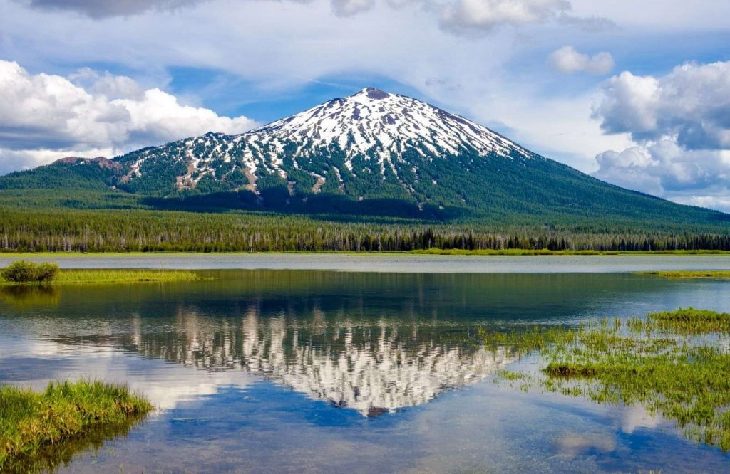 One of the most underrated destinations in the USA is Bend.