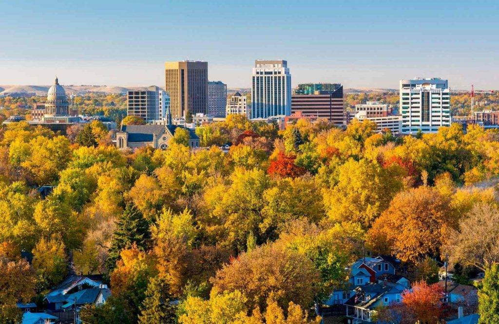 Boise is one of the most underrated destinations in the USA.