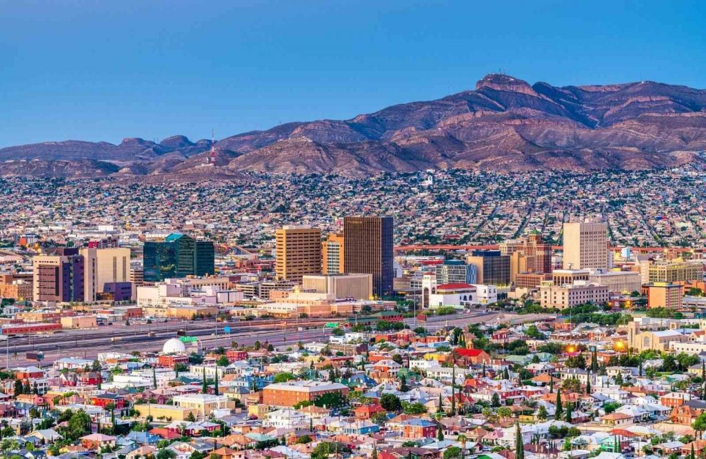 If you're looking for the best weekend trips in Texas, El Paso is worth visiting!