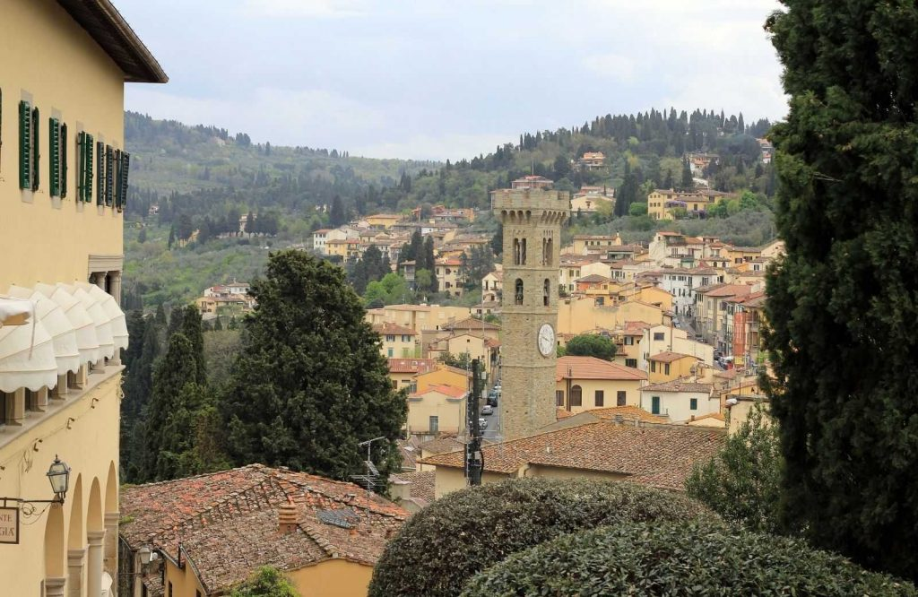 If you're on the search for the prettiest cities in Italy, Fiesole is worth visiting.