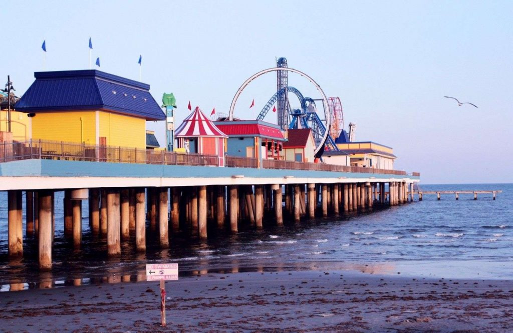 Galveston is one of the best weekend trips in Texas.