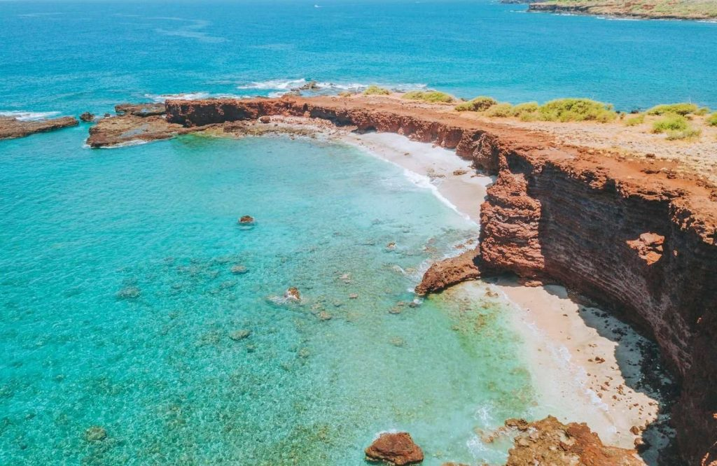If you're wanting to travel to underrated destinations in the USA, Lanai is worth a visit.