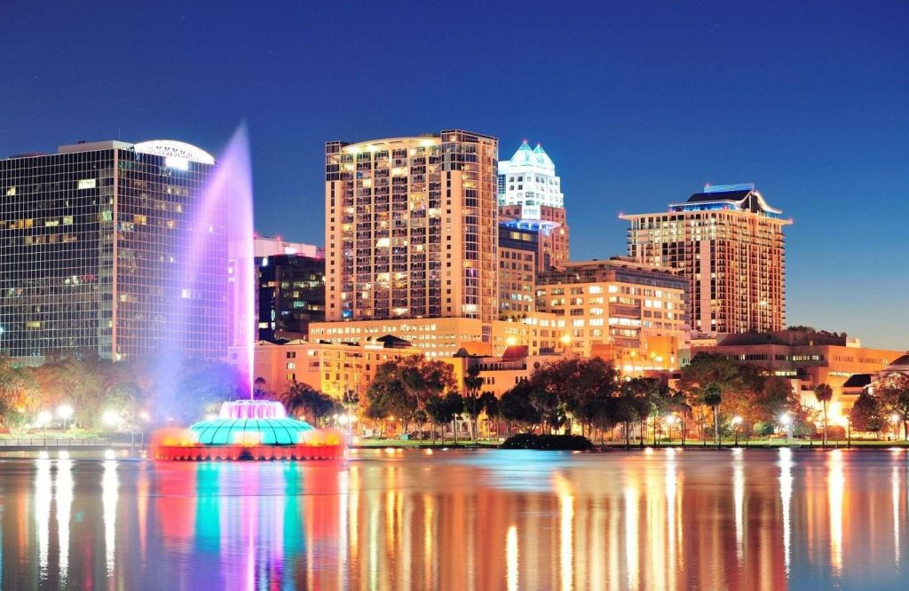 Orlando is one of the best getaways on the East Coast.