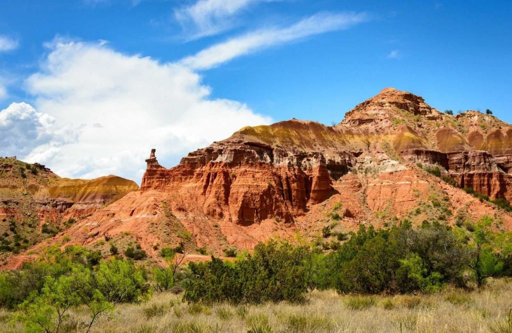 Palo Duro Canyon State Park is one of the best weekend trips in Texas.