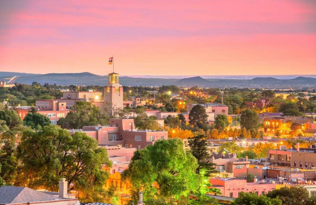 One of the most beautiful underrated destinations in the USA is Santa Fe.