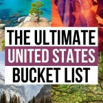 20 USA Bucket List Places to Visit