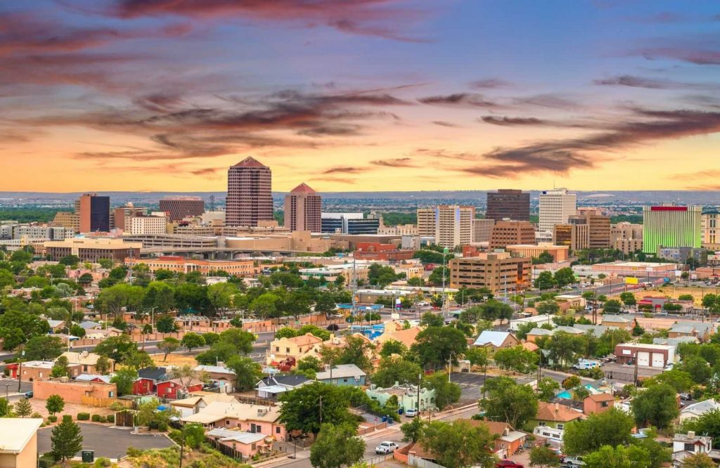 Be sure to stop in Albuquerque on your American Southwest road trip.