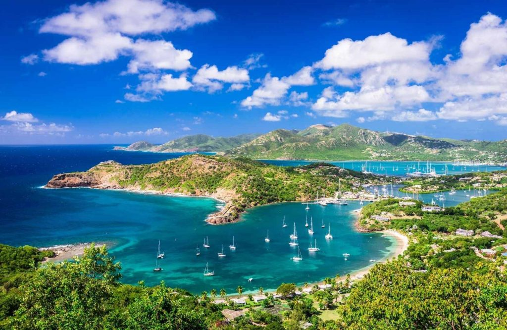 Antigua is one of the best honeymoon destinations in the Caribbean.