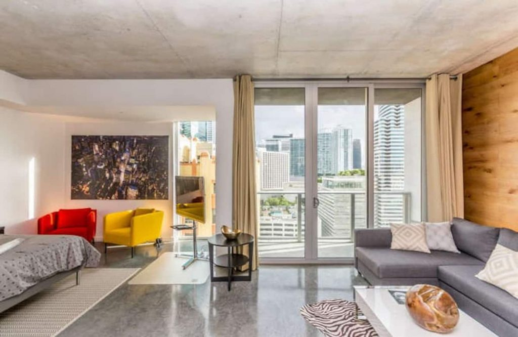 There are so many amazing Airbnbs in Miami.