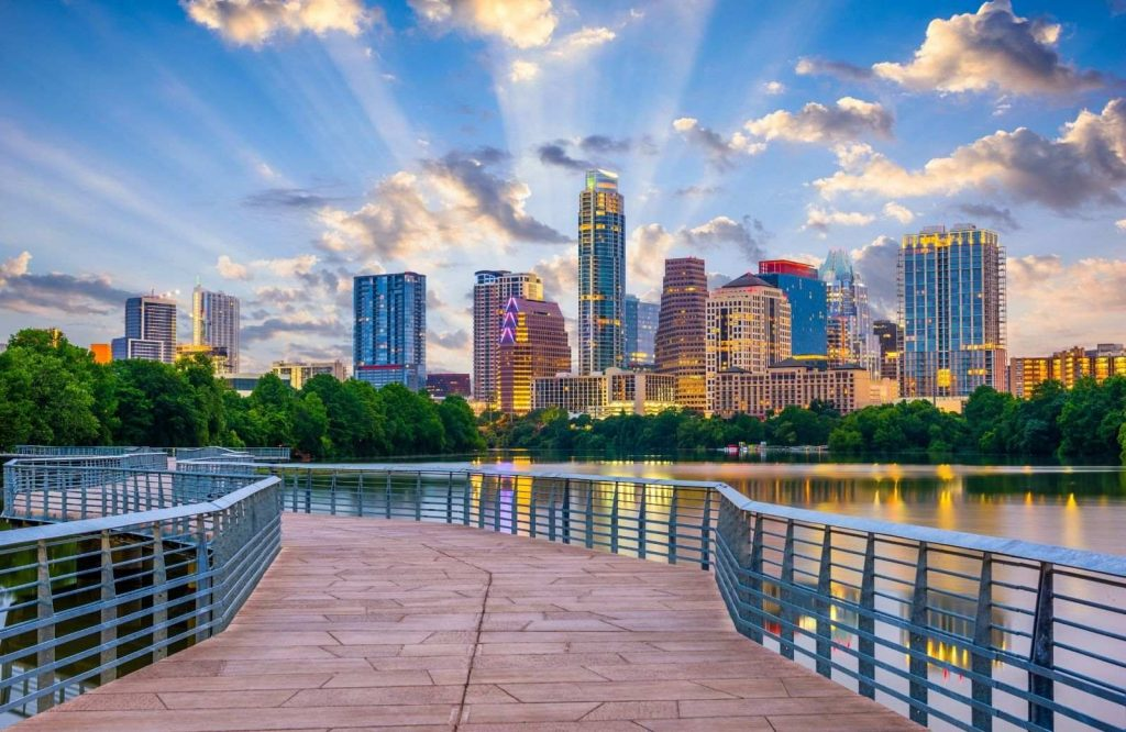 Austin is one of the coolest USA bucket list cities.