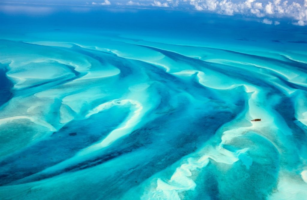 If you're looking for the best honeymoon destinations in the Caribbean, visit the Bahamas.